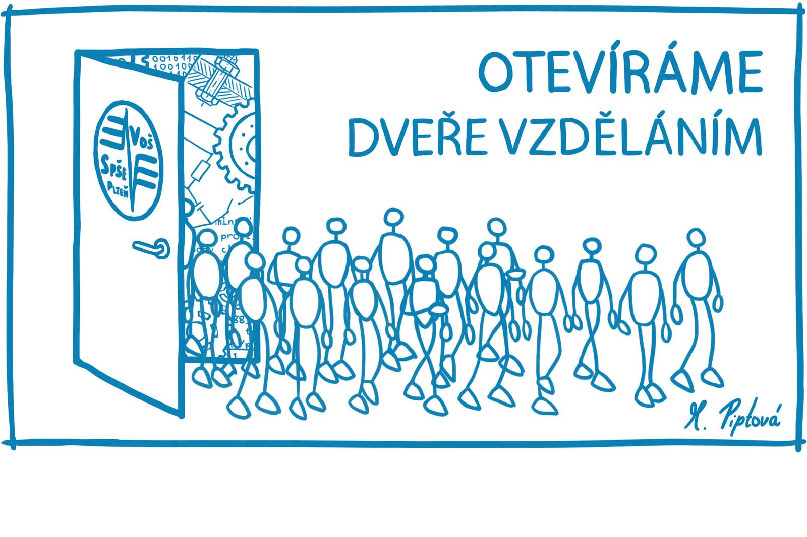 Otevíráme dveře vzděláním